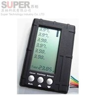 Wholesale LCD display for lithium polymer battery LCD display balancer li polymer battery balancer battery discharger voltage indicator