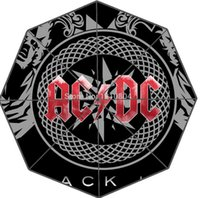 acdc free music - Music Band Rock Band ACDC Custom Umbrella OutDoor Supply Hot Sale Fashion Portable Foldable Bmbershoot UN