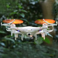 Wholesale Skytech M62 Axis Gyro Drone Mini CH Ghz RC Helicopter Aircraft Quadcopter Toy Night Vision Free DHL Factory