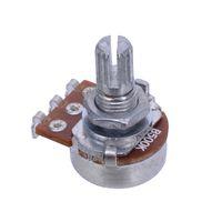 audio tone - B500k Long Split shaft mm ELectric Guitar Volume Tone Pots Audio Tone Switch Potentiometer guitar parts MU0905