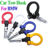 Wholesale CAR Racing Towing bar for BMW European Car Auto Trailer Ring TOW HOOK SET for European cars