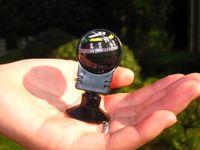 bearing navigation - Car Sucker Compass Ball Navigation Compass Vehicle borne Type Compass