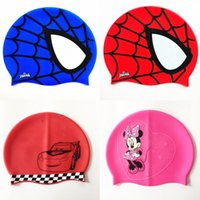 Cheap Child Swimming Caps Best Silicone  Bathing Cap