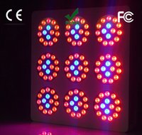 ac tech - 5pcs dhl free w Led Plant Growth Light Indoor Growing Lamp hi tech module design full spectrum grow led light