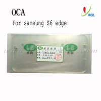 Wholesale Mitsubishi Transparent LCD OCA film optical clear adhesive oca glue double tape adhesive glue For Samsung Galaxy S1 S2 S3 S4 S5 S6edge