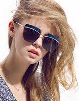 Cheap Fashion Sunglasses for Women Best Frameless style Sunglasses
