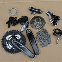bicycle front derailleur - High Quality Bicycle Front Derailleur Original Design Bicycle Derailleur Sets Speed Mountain Bike Derailleurs