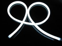 Wholesale m W led M V white waterproof outdoor led rope lights flexible neon strip Led neon tubes
