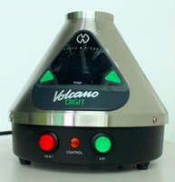 Wholesale CHINA No desktop volcano vaporizer with free easy valve kits and free grinder and DHL months warranty in stock