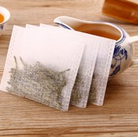 Wholesale Heat sealing a large tea bag filter paper empty tea bag size cm