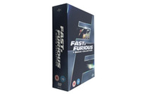 Wholesale fast and furious movie collection box set region fast and furious dvd moives DHL we also offer other dvd movies