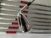 golf irons - 2015 RSi Irons RSi Golf Irons OEM Golf Clubs PASw Regular Stiff Flex Steel Shaft With Head Cover by DHL
