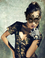 Wholesale Sexy lace black mask European and American masquerade Party masks Christmas mask masquerade jewelry sexy unshaped ak012