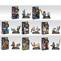 Wholesale Children sy man Aberdeen Star Wars Clone League puzzle blocks assembled toy dolls role SY198