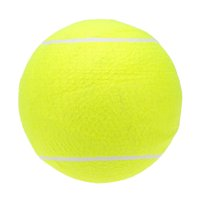 Wholesale New Durable Elastic Rubber Tranning Exercise Practice Tennis Ball High Resilience inch Tennis Balls for Adult Pet Fun