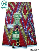 african clothing - 2015 Latest very beautiful super V wax hot sale african clothing cotton african wax prints fabric wax HL2097