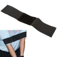 Wholesale Black Nylon Golf Equipment Golf Arm Posture Motion Correction Belt