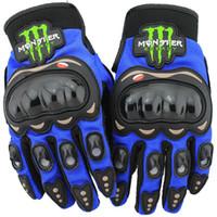 Wholesale Motorcycle Racing Gloves Waterproof Slip resistant gloves Outdoor Gloves Mittens Sport Full Finger Gloves gloves Sport Cycling Gloves