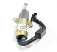 truck dongfeng - Fuel stop Solenoid C4942878 for dongfeng truck