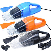 Wholesale NEW Sale V W Portable Handheld Lightweight Mini Car Home Vacuum Cleaner Dry Wet in Cable
