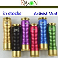 able products - New Products Activist Mod Clone Single Battery Copper Plated Activist Mod Clone able competition mod
