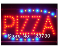 animated club lights - Hot sale Animated Motion LED Restaurant BBQ Club Pizza SIGN On Off Switch Open Light Neon