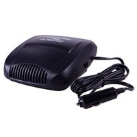 Wholesale 48Pcs Portable V Car Vehicle Portable Ceramic Heater Heating Fan Defroster Demister