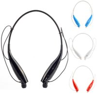 Bluetooth Headset best headphones running - New Design Bluetooth Headset Multi function Cell Phone Running Headphones Best Stereo Wireless Headset Colors D1099