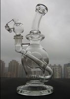 balls - 10 quot tall Mothership glass ball rigs mothership recycler oil rigs ball glass water pipes smoking water bong Female joint size mm FC Ball