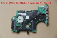 alienware - Laptop motherboard M8C M8C CN M8C for DELL Alienware M17X R2 motherboard Intel DDR3 Integrated