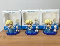 Wholesale Fancy dancing frozen Elsa Princess Hand made Classic Elsa famous toy in the toy field