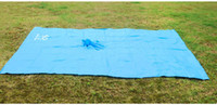 Wholesale 3 In Emergency Waterproof Raincoat Canopy Awning Tent Picnic Pad For Camping Hiking Travel