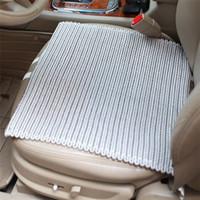 Wholesale Universal cm X cm car cushion summer car seat cover cushions free bundles