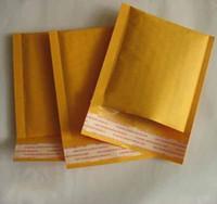 Wholesale 4 inch mm Kraft Bubble Envelope Wrap Bags Pouches Packaging PE Bubble Bags