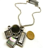 attractive world - The retro and popular necklaces pendants with many patterns on it are very attractive and popular in the world