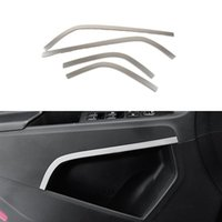 articles content - 4Pcs Set Stainless Steel Door Store Content Protection Article Bar For Kia Sportage Car Accessories