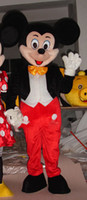 Compra Mickey mouse mascot costume-Vestido caliente ZJ1255 del color de rosa de la mascota de Minnie de la mascota de Mickey de la mascota de Mickey Mouse de la venta de las ventas calientes de Minnie