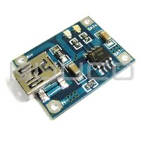battery charger circuit board - 5 USB Mobile Power Charging Circuit Board Mini USB Port A Lipo Battery Charger Module