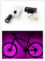 Wholesale Flashlight Led Lights New Cool Bicycle Outdoor Sport Hot Wheel Powerful Safety Alarm Tail Lamp Accessory Flashlight Line USB Charging Waterp