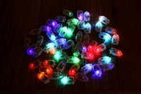 battery operated lights for lanterns - 2000PCS New Factory Low Price High Quality Battery Operated Led Balloon Light Paper Lantern LED Light For Birthday Party Pub Wedding Decor