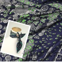 Wholesale Miao can silkworm silk twill scarf Charles scarf female curling printing small square authentic Variety