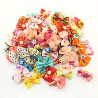 accessories tiny dogs - dreambows Most Cute Gift Handmade Doggie Accessories Little Bows For Dog Salon Tiny Dog Bow