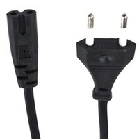 Wholesale Power Cord Cable Lead Pin EU Prong Laptop Adapter Hot New Arrival
