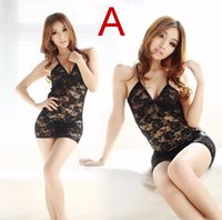babydoll shirts for women - Brand Classic babydoll corsets lingerie sexy satin Dress catsuit sexy underwear for women plus size sleepwear robes underwear