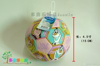 Wholesale 2014 hot sell frozen football frozen ball Children s football frozen toys Fashion a Christmas gift k078