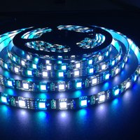 Advertisement leds waterproof flexible waterproof led strip - Black PCB RGBW RGB Warm white White LED Strip IP65 Waterproof RGBW Mixed Color DC12V LEDs led M flexible led tape