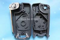 Shell sustitución llave del coche de Toyota Camry tirón Modificado plegable alejado de la cáscara en blanco Caso 3 botones + envío gratis