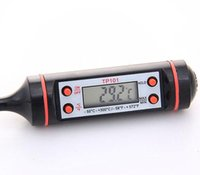 Wholesale Kitchen Cooking Food Meat Probe Digital BBQ Thermometer Dropshipping outdoor thermometer