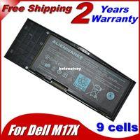 alien ware - Lowest price MAH V Laptop Battery For Del C852J F310J C852J F310J H134J Alien ware M17x R3 M17x R3 D Gaming Laptop