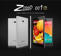 "Cubot ZORRO 001 Qualcomm quad-core Android 4.4 4G LTE FDD Smart Phone 5.0 ""IPS 1280X720 1GB di RAM 8GB di ROM 2200mAh 8MP PK Cubot uno"
